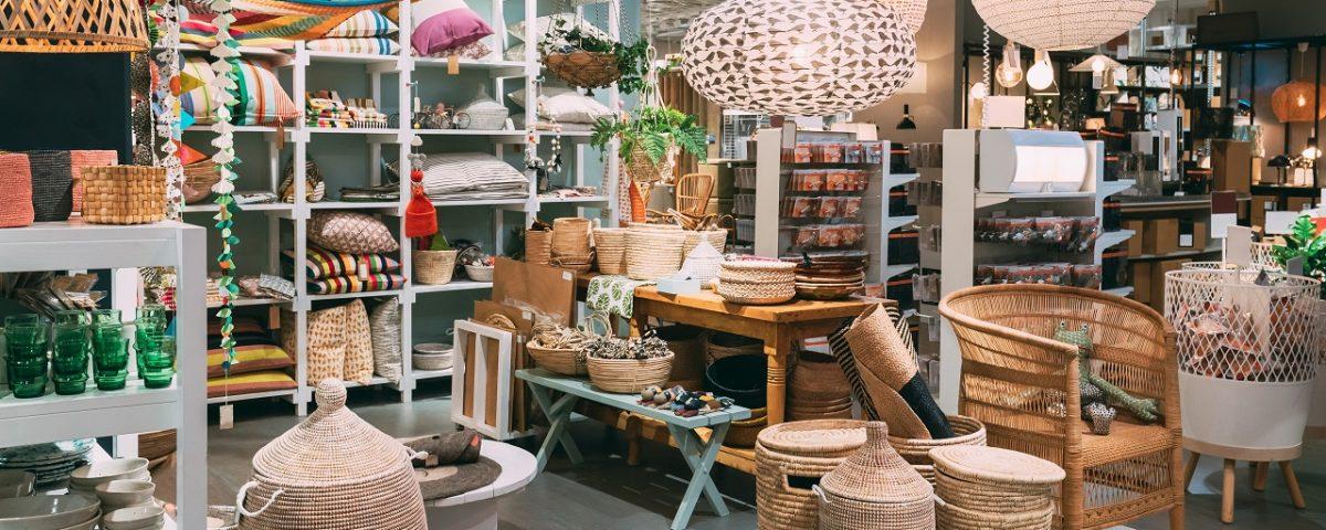 magasin de décoration à Nice