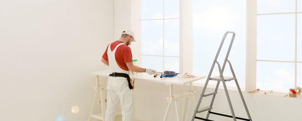 cabine de peinture dans le 06
