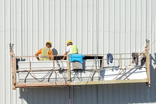 expert en revêtement de bâtiment